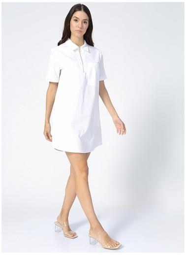 Fabrika Comfort Fabrika Comfort Elbise Beyaz
